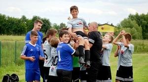 Festyn sportowo-rekreacyjny organizowany przez GKS Niemce