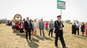Dożynki Wojewódzkie 2018 w Radawcu