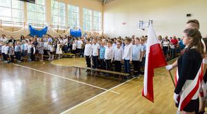 Rozpoczęcie roku szkolnego 2018/2019 w naszej gminie