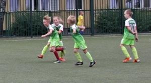 Dziecięcy weekend piłkarski w Nasutowie