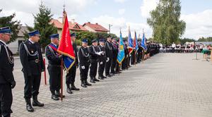 100-lecie Ochotniczej Straży Pożarnej w Niemcach