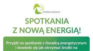 ZAPROSZENIE: na spotkanie - Jak oszczędzić na energii i dostać dotacje?