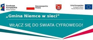Gmina Niemce w sieci - zaproszenie na bezpłatne szkolenia