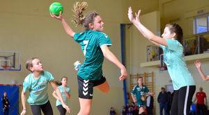 IV Turniej Piłki Ręcznej Dziewcząt