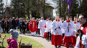 Niedziela Palmowa w naszych parafiach