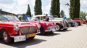 Zabytkowe samochody w gminie Niemce