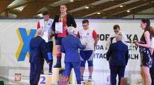 Brązowy medal dla Adama Urbana z ZSP Niemce!