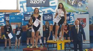Sztangiści GULKS Niemce rozpoczęli nowy rok szkolny na medal!