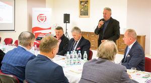 Spotkanie Wójta Gminy Niemce z przedstawicielami lokalnego biznesu