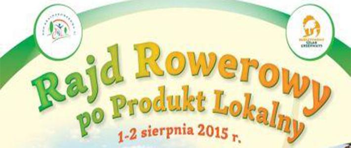 Rajd Rowerowy po Produkt Lokalny