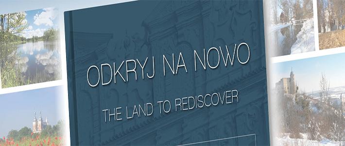 """Album """"Odkryj na nowo"""" - nowe wydawnictwo na temat Powiatu Puławskiego"""