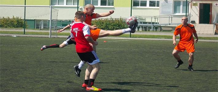 Mistrzostwa Polski MOW w szóstkach piłkarskich na boiskach trawiastych