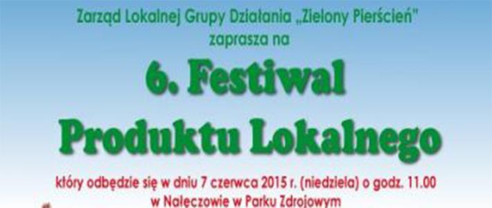 6. Festiwal Produktu Lokalnego w Nałęczowie