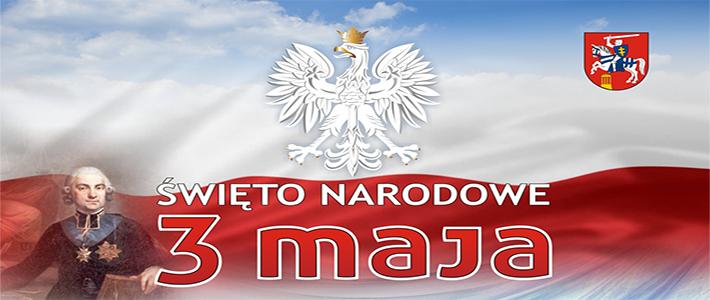 Obchody Święta Narodowego 3 Maja w Powiecie Puławskim