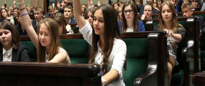 Rekrutacja do XXI Sejmu Dzieci i Młodzieży trwa!