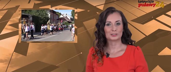 """Telewizyjna relacja z """"Dożynek Powiatowych Wąwolnica 2015"""" dostępna w internecie"""