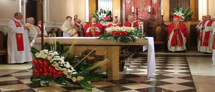 Powiatowe uroczystości podsumowujące obchody jubileuszu 1050-lecia Chrztu Polski