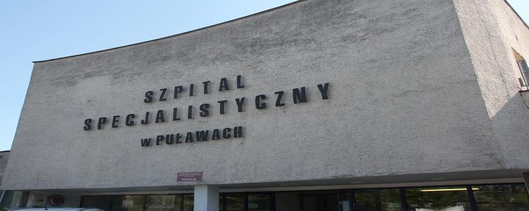 Informacja Zarządu Powiatu Puławskiego o realizacji programu naprawczego SP ZOZ w Puławach
