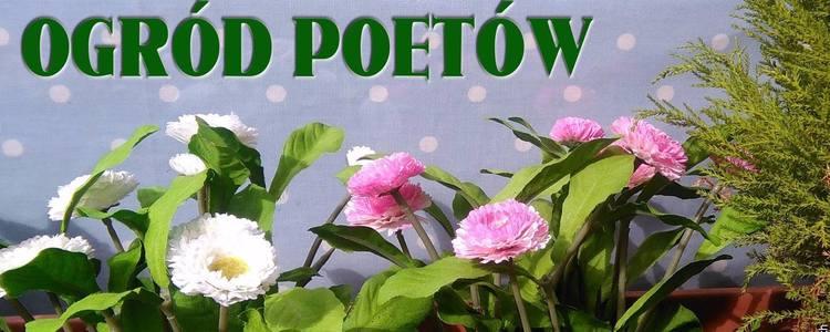 """""""Ogród poetów"""" w Puławach"""
