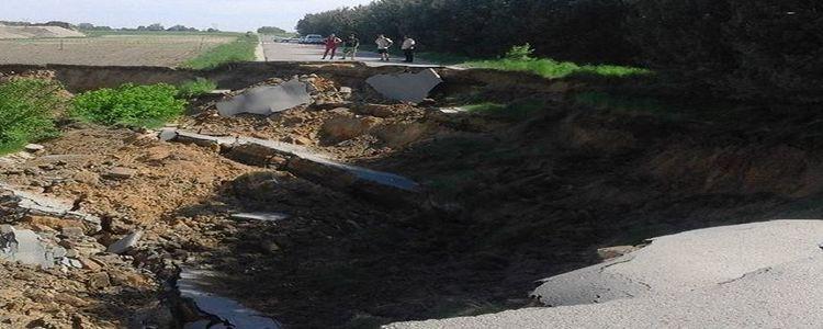 Zamknięcie drogi powiatowej Kłoda - Olempin w Gminie Kurów