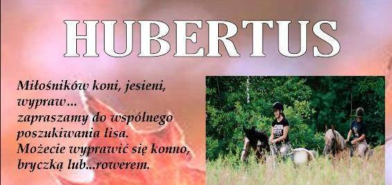 Hubertus w Kęble