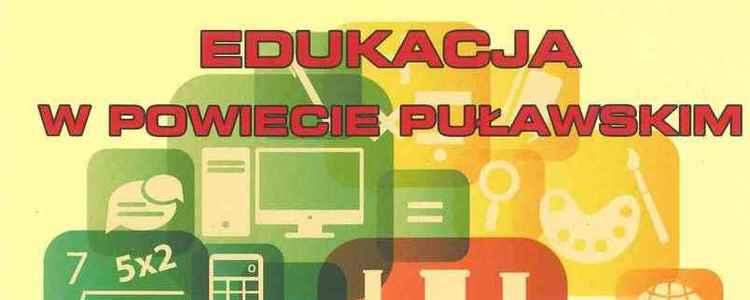 Edukacja w Powiecie Puławskim Informator 2018/2019