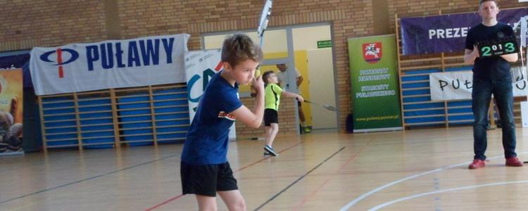 V Mistrzostwa Puław w badmintonie