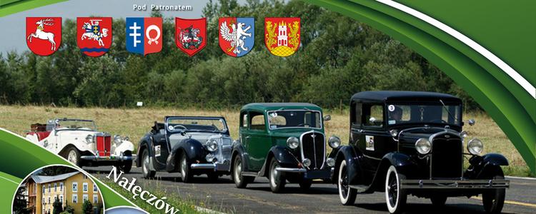II Runda Mistrzostw Polski Pojazdów Zabytkowych 2018