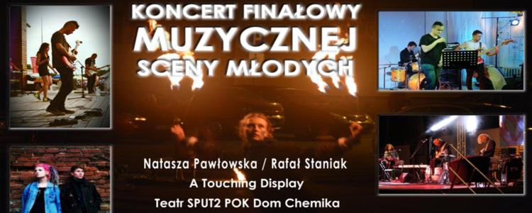 Koncert Finałowy Muzycznej Sceny Młodych
