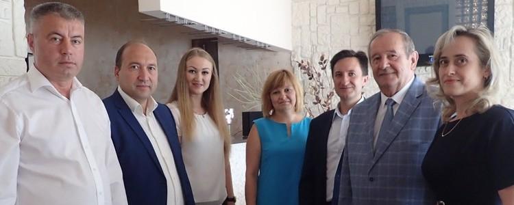 Wizyta przedstawicieli partnerskiego Rejonu Criuleni w Puławach