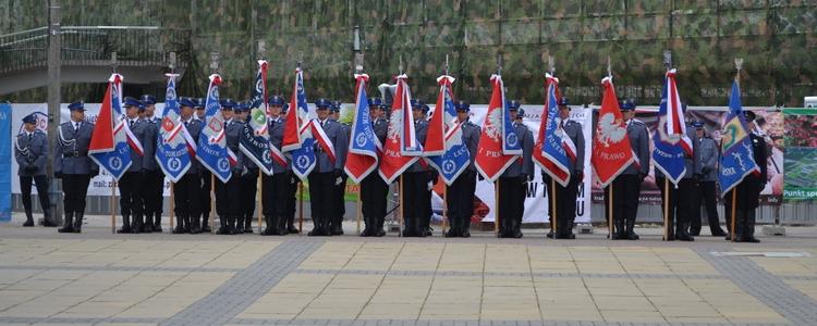 Wojewódzkie obchody Święta Policji - fotorelacja