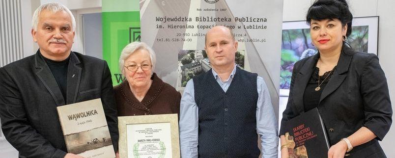 Zwycięstwo wydawnictwa Wąwolnica 2 maja 1946: relacje, dokumenty!