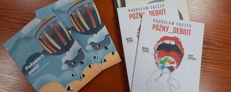 Antologia puławskich poetów tematem grudniowego spotkania PKK