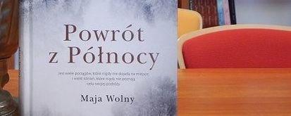 W syberyjskim świecie, spotkanie autorskie z Mają Wolny
