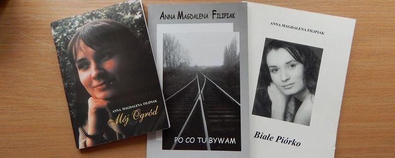 Spotkanie z poezją Anny Magdaleny Filipiak-Matras