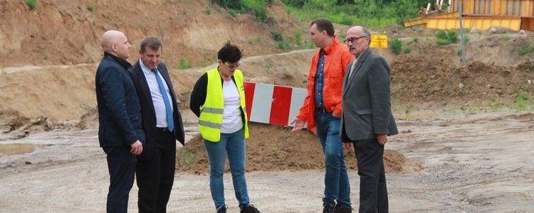 Rusza przebudowa drogi powiatowej nr 2534L Kurów – Karmanowice