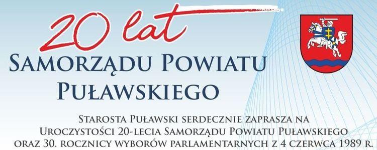 Jubileusz 20-lecia Samorządu Powiatu Puławskiego, koncert Renaty Przemyk. Wstęp bezpłatny