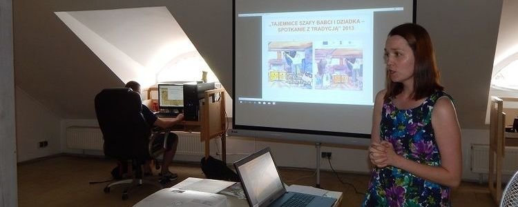 Powiatowa Biblioteka Publiczna w Puławach prezentuje Dobre Praktyki