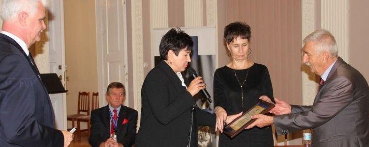 Towarzystwo Przyjaciół Puław z nagrodą kulturalną Starosty Puławskiego
