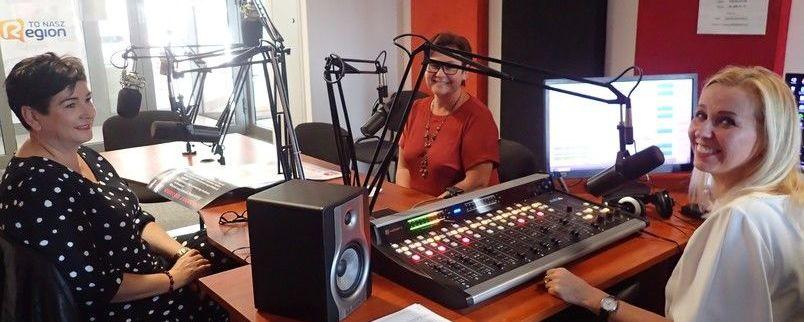 O powiatowym święcie kultury w Radio Impuls