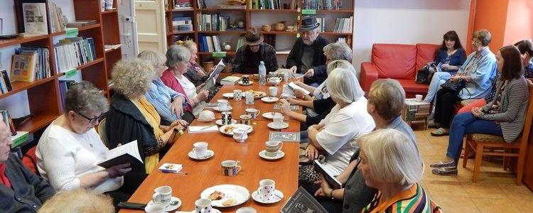 Sławomir Rudnicki gościem Powiatowego Klubu Książki