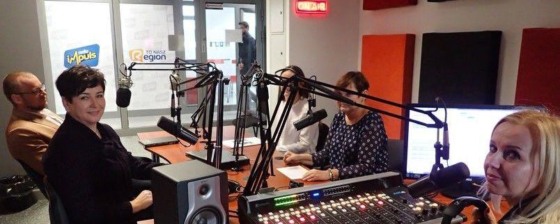 O lokalnych publikacjach i blogach w Radio Impuls