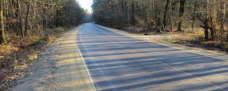 """Zakończono modernizację drogi powiatowej nr 2505L od Młynek do węzła """"Puławy - Wschód"""""""