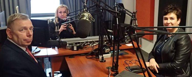 O tegorocznych dożynkach powiatowych w Radio Impuls