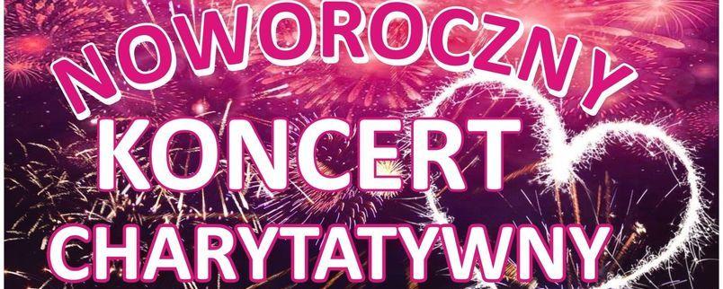Noworoczny Koncert Charytatywny w Puławach. Zagrają Jan Kondrak i Ania Michałowska