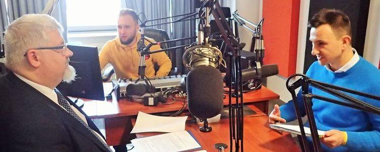 Członek zarządu Ireneusz Rzepkowski o współpracy z organizacjami pozarządowymi w Radio Impuls