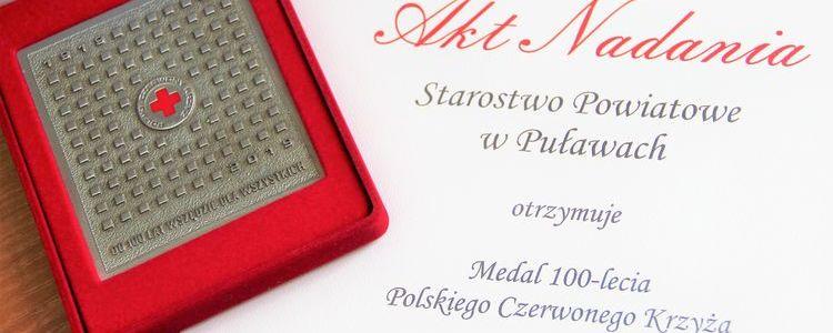 Puławski oddział PCK świętował 100-lecie istnienia