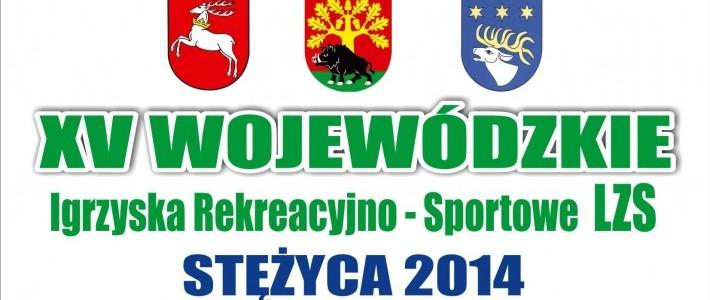 XV Wojewódzkie Igrzyska Rekreacyjno -Sportowe LZS Stężyca 2014