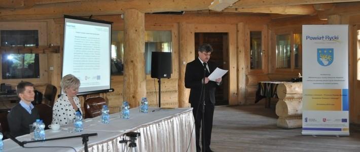 Stowarzyszeni i organizacje pozarządowe szansą rozwoju obszarów wiejskich