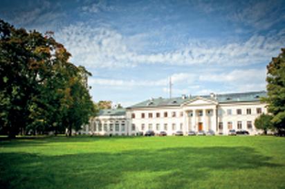MIASTO DĘBLIN - Zespół pałacowo – parkowy Mniszchów